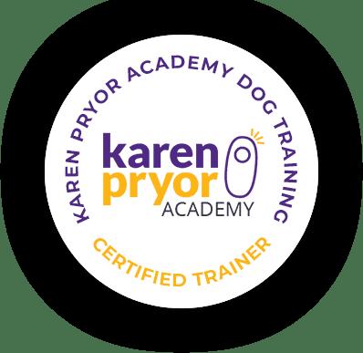 Karen Pryor Academy Certified Trainer